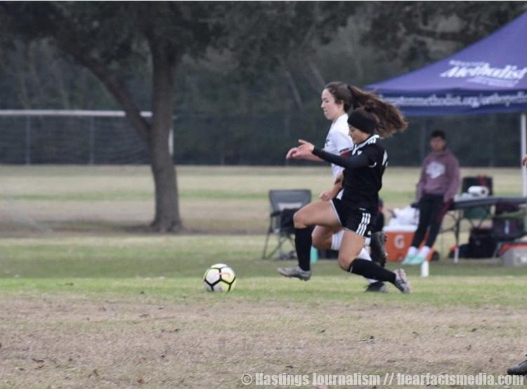 Athlete Spotlight: Destiny Garcia