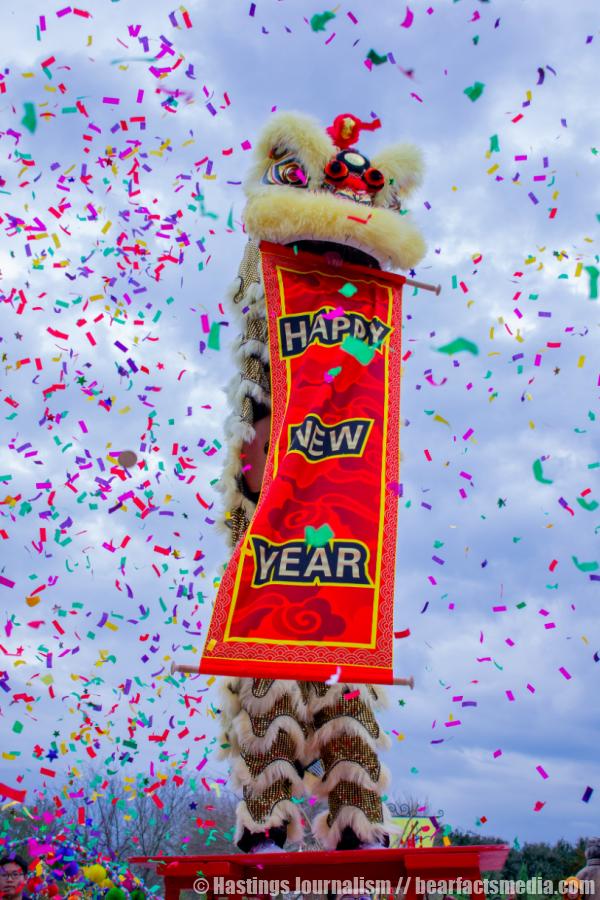 Celebrating Lunar New Years