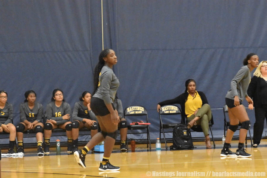 Spike, set, destroy: Student athlete talks college ambitions