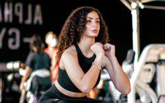 Senior Hayam Zaydon starts workout brand