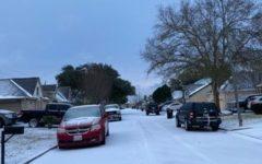 Alief residents weather weird weather