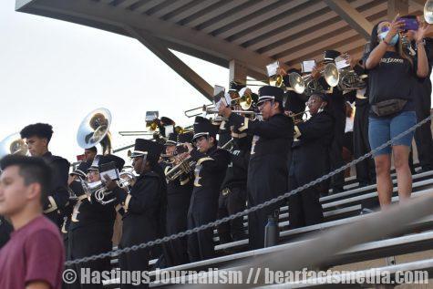 Homecoming Gallery: Band
