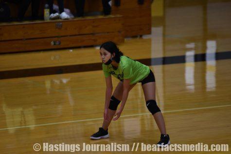 Gallery: Freshmen Volleyball vs Dawson