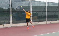 Gallery: Varsity Tennis vs Elsik