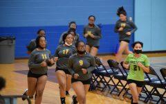 Gallery: Freshmen Volleyball vs Elsik